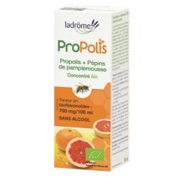 Ladrome Concentré de Propolis et de Pépins de Pamplemousse sans alcool  50ml complément alimentaire Les Copines Bio
