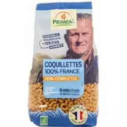 Primeal Coquillettes demi complètes  500g produit d'alimentation Les Copines Bio