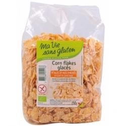 Ma Vie sans Gluten Corn Flakes glacés sans gluten  250ml produit d'alimentation Les Copines Bio