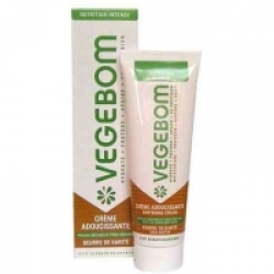 Vegebom Crème adoucissante Tube  40g produit de soin pour le visage Les Copines Bio