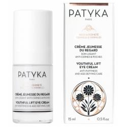 Patyka Crème jeunesse du regard 15ml produit de soin pour le visage Les Copines Bio