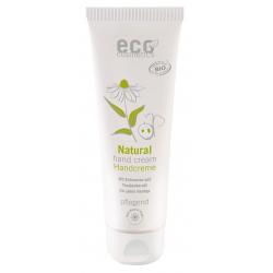 Eco Cosmetics Crème mains Echinacea et huile de pépins de raisin  125ml produit de soin pour les mains Les Copines Bio