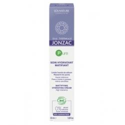 Eau Thermale Jonzac Crème Purifiante Matifiante PURE  qte_xls produit de soin pour le visage Les Copines Bio