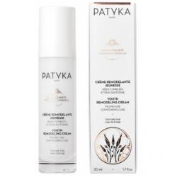 Patyka Crème remodelante jeunesse Texture fine  50ml produit de soin pour le visage Les Copines Bio