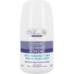 Eau Thermale Jonzac Déodorant Hypoallergénique  50ml produit de soin pour le corps Les Copines Bio