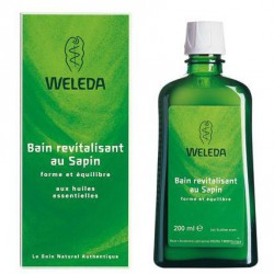 Bain revitalisant au sapin-200 ml