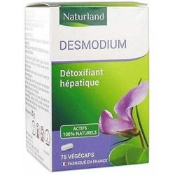 Naturland Desmodium 75 gélules végécaps complément alimentaire Les Copines Bio