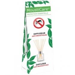 Mousticare Diffuseur Anti Moustiques 100.0ml Diffuseur d'Aromathérapie et anti-insectes Les Copines Bio