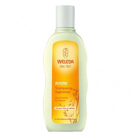 Shampooing régénérant à l'avoine-190 ml