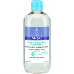 Eau Thermale Jonzac Eau Micellaire hydratante peaux sèches et sensibles  500ml produit nettoyant pour le visage Les Copines Bio