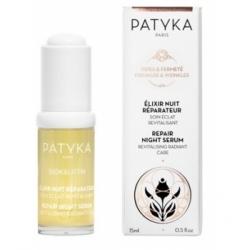 Patyka Elixir nuit réparateur 15ml produit de soin pour le visage Les Copines Bio
