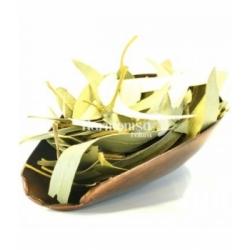 Herboristerie De Paris Eucalyptus feuilles longues coupées bio 100gr produit alimentaire pour préparation de tisanes Les Copines