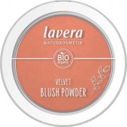 Lavera Fard à joues minéral rose charmant 01  5g produit de maquillage pour le visage Les Copines Bio
