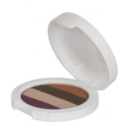LadyLya Bio Fard à paupières quattro Rose Gold x4 produit de maquillage pour les yeux Les Copines Bio