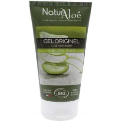Naturaloe Gel Aloé Vera originel parfumé au monoï  150ml produit d'hygiène pour le corps Les Copines Bio