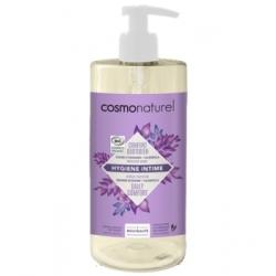 Cosmo Naturel Gel intime Confort quotidien au PH doux  500ml produit d'hygiène intime Les Copines Bio