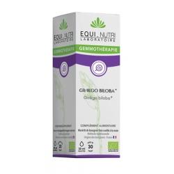 Equi-Nutri Ginkgo 30ml Complément alimentaire Les Copines Bio