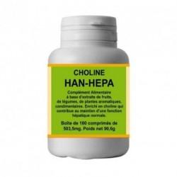 Han-Biotech Han Hepa Génie hépatique 180 comprimés complément alimentaire Les Copines Bio