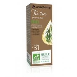 Arkopharma Huile Essentielle de Tea Tree 10ml produit d'aromathérapie Les Copines Bio