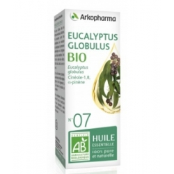 Arkopharma Huile Essentielle d'Eucalyptus Globulus 10ml 0.100 ml produit d'aromathérapie Les Copines Bio