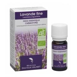Dr Valnet Huile essentielle Lavande fine 10ml produit d'aromathérapie bio Les Copines Bio