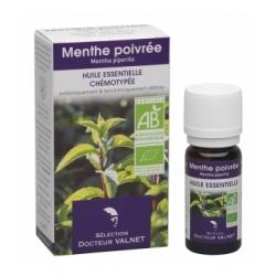 Dr Valnet Huile essentielle Menthe poivrée 10ml produit d'aromathérapie Les Copines Bio