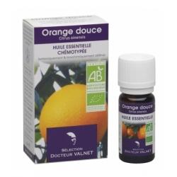 Dr Valnet Huile essentielle Orange douce 10ml produit d'aromathérapie Les Copines Bio