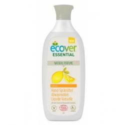 Ecover Liquide vaisselle au citron  500ml produit d'hygiène pour la maison Les Copines Bio
