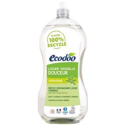 Ecodoo Liquide vaisselle main anti bactérien Aloe Vera Pamplemousse  1L produit d'entretien ménager Les Copines Bio