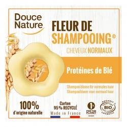 Fleur de shampooing cheveux normaux - 85 gr