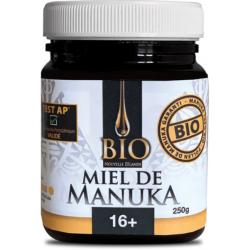 Dr. Theiss Miel de Manuka Bio TPA 16+  250g produit alimentaire Les Copines Bio