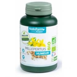 Nat et Form Millepertuis 220mg 200 gélules Complément alimentaire Santé Les Copines Bio