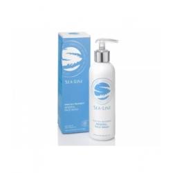 Sealine Nettoyant visage peau squameuse Mer Morte Face Wash  200ml produit d'hygiène pour le visage Les Copines Bio