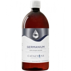 Catalyons Oligo élément GERMANIUM Catalyons  1L complément alimentaire Les Copines Bio