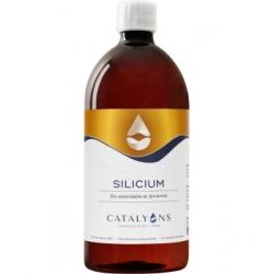 Catalyons Oligo élément SILICIUM 1000ml Complément alimentaire Les Copines Bio