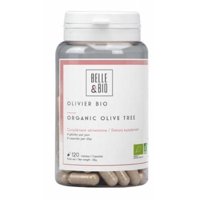 Belle et Bio Olivier bio 120 gélules 0.120 gr complément alimentaire Les Copines Bio