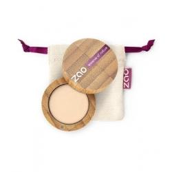 Zao  Ombre à paupières 201 Ivoire mat 3gr produit de maquillage pour les yeux Les Copines Bio