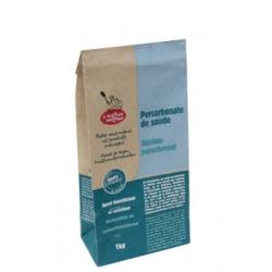 Droguerie Ecologique Percarbonate de soude  1kg produit de nettoyage ménager Les Copines Bio