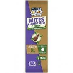 Aries Piège à mites alimentaires 5 unités produit d'entretien pour la cuisine Les Copines Bio