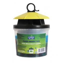 Etamine du Lys Piège à mouches écologique à base de poudre de poisson 0.200 ml produit insecticide naturel Les Copines Bio