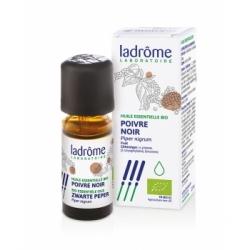 Ladrome Poivre noir Bio 10ml 0.010 ml produit alimentaire - condiment Les Copines Bio