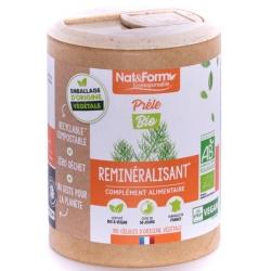 Nat et Form Prêle Bio 90 gélules complément alimentaire d'herboristerie Les Copines Bio