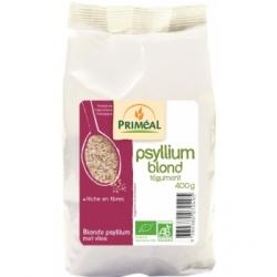 Primeal Psyllium blond bio 400gr complément alimentaire Les Copines Bio
