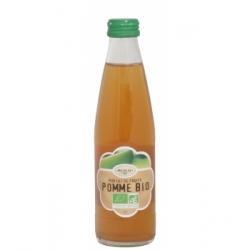Maison Meneau Pur jus de Pomme  25cl produit d'alimentation Les Copines Bio