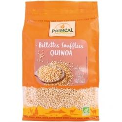 Primeal Quinoa soufflé  100g produit d'alimentation Les Copines Bio