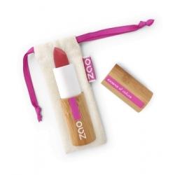 Zao  Rouge à lèvres Soft Touch 435 Rouge Grenade 3.5gr produit de maquillage des lèvres bio Les Copines Bio