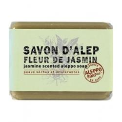 Tade Savon d'Alep Fleur de Jasmin 100gr produit d'hygiène pour le corps Les Copines Bio