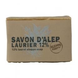 Tade Savon d'Alep Laurier 12% Aleppo Soap 0.200 gr produit d'hygiène pour le corps Les Copines Bio
