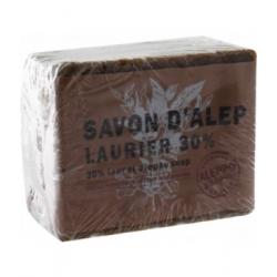 Tade Savon d'Alep Laurier 30% Aleppo Soap  200g produit d'hygiène pour le corps Les Copines Bio