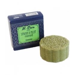 Al Bara Savon d'Alep parfumé Laurier 100gr produit d'hygiène pour le corps Les Copines Bio